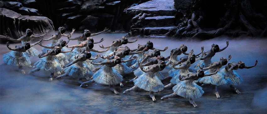 """Swan Lake"" by American Ballet Theatre"