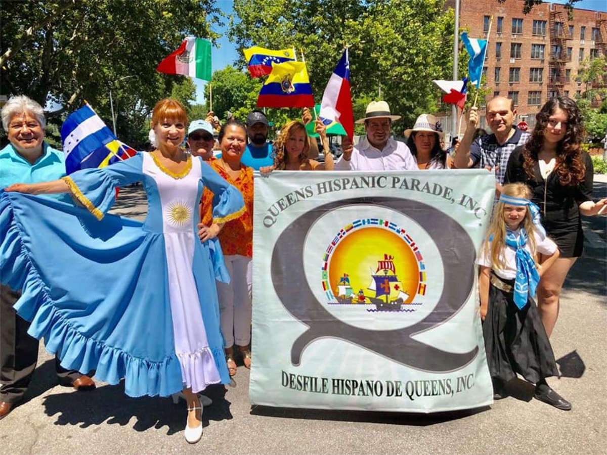 Queens Hispanic Day Parade. Courtesy of Queens Hispanic Day Parade, Inc.