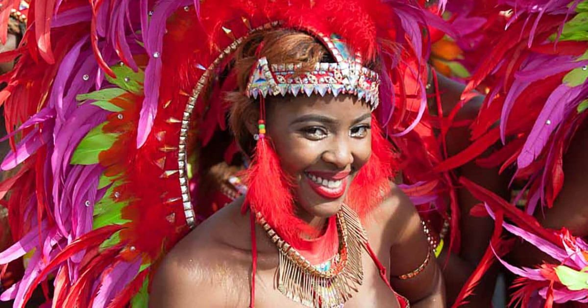NYC's West Indian Day Parade Labor Day Weekend Carnival (Keith Widyolar/New York Latin Culture Magazine)