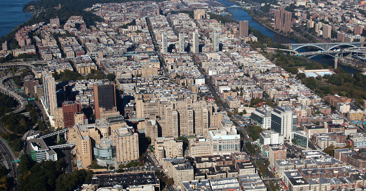 Washington Heights, New York City (Evgeniia Ozerkina/Dreamstime)