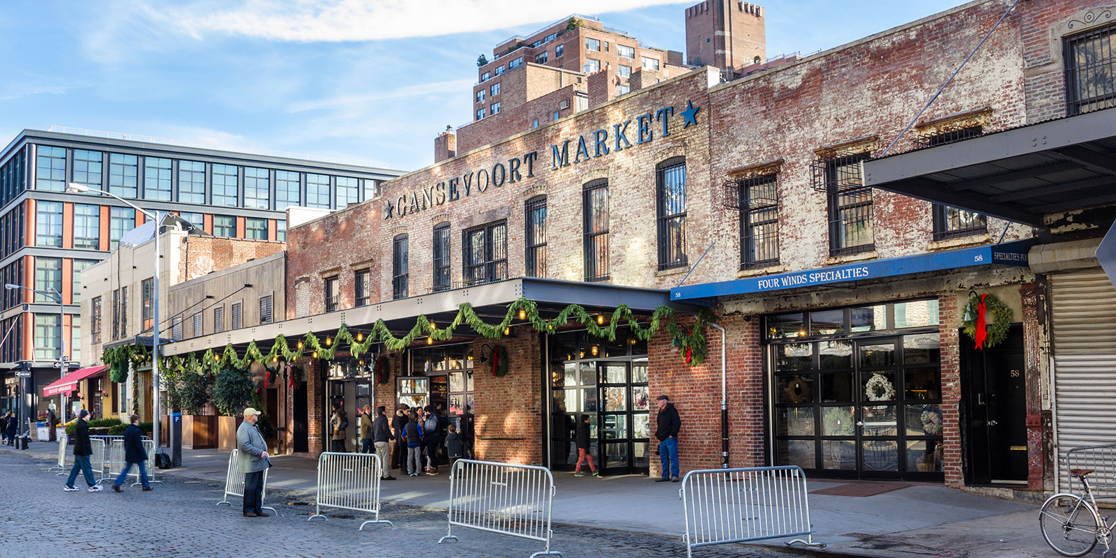 Meatpacking District, New York City (Alpegor/Dreamstime)