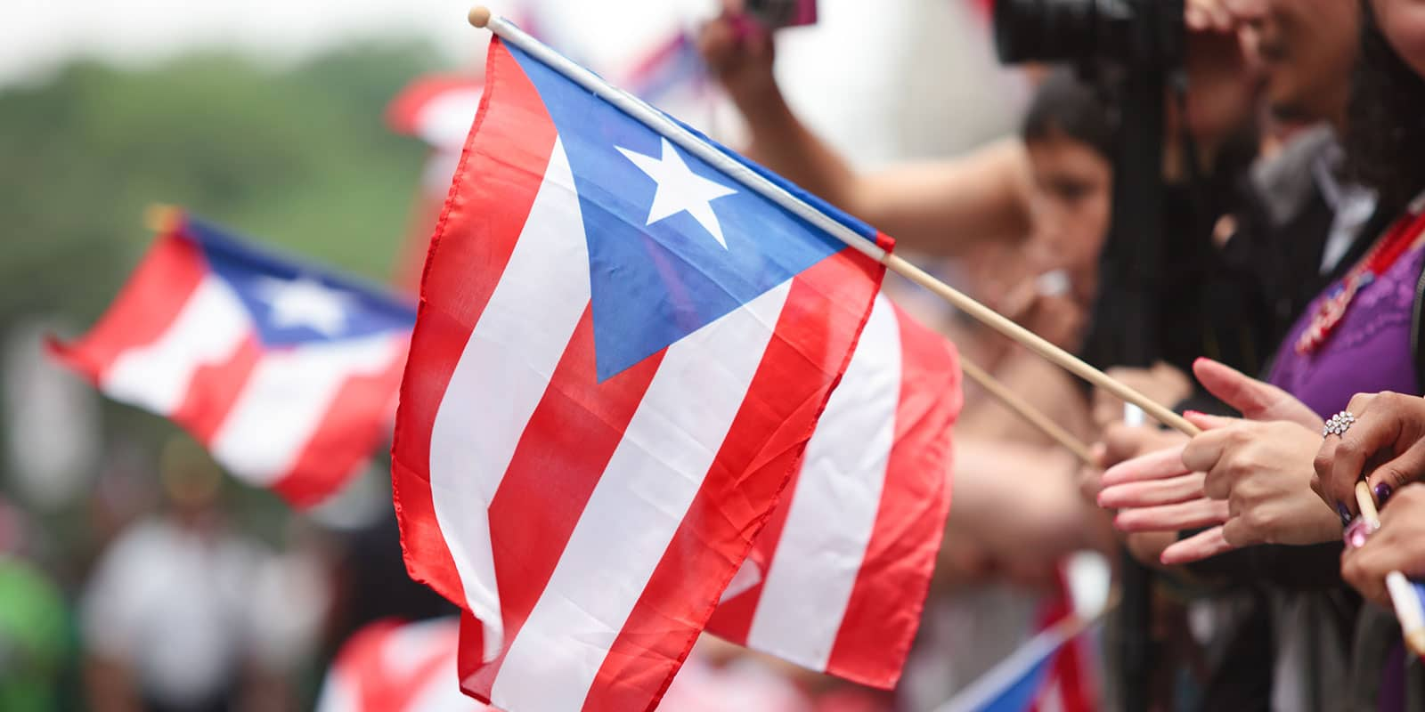 National Puerto Rican Day Parade (Right Frame Photo Video/Dreamstime)
