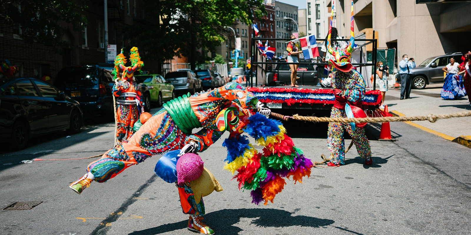 National Dominican Day Parade (Cindy Trinh/New York Latin Culture Magazine)